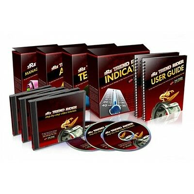 SRS TREND RIDER - NEW 2011 Forex System