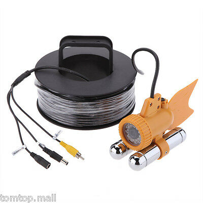 20M/30M Cable Underwater Fishing Color Video 600TVL SONY CCD Camera Fish Finder