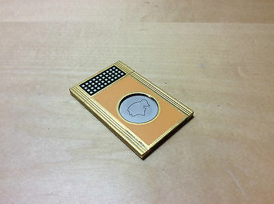 Used - rare Cigar Cutter Cortapuros S.T. DUPONT Cohiba - For Collectors