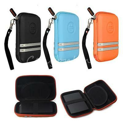 Hard Shell Carry Case Bag Pouch Cover Protector for 5'' GPS Hard Disk Drive HDD