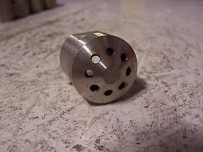 """New Mssi 93037A Stainless Steel Spray Nozzle 1/2"""" Npt"""