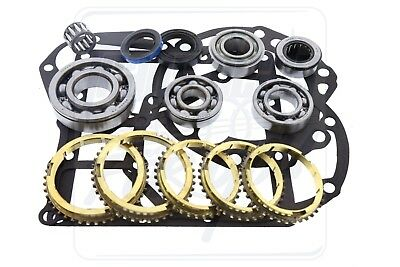 5 Spd KM131 KM132 KM145 Transmission Bearing Kit 77-87