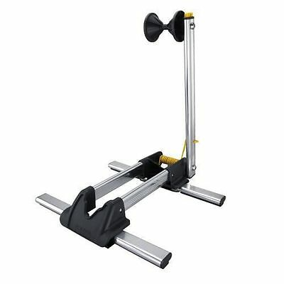 Topeak LineUp TW014 Aluminum / Plastic Bike Cycling Foldable Stand - Silver