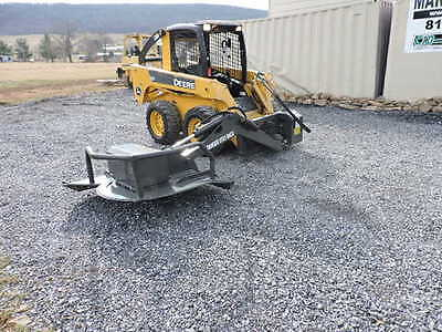 "Bobcat Skid Steer Attachment NEW CID Xtreme 44"" Swing Boom Cutter Mower Brushhog"