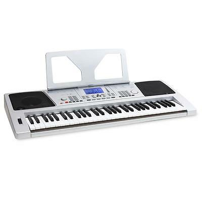 61 Keys Electric Keyboard Casio Piano Portable Controller Dj Recording Kids Gift
