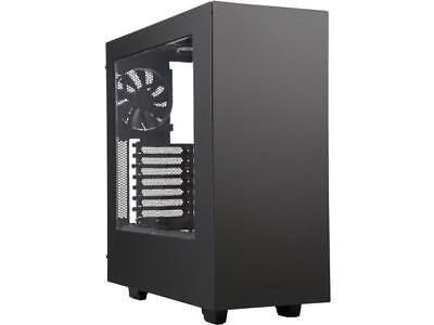 NZXT S340 Matte Black/Red Steel ATX Mid Tower Case