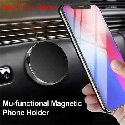 Universal Car Magnetic Holder Dashboard for iPhone 7 6 GPS Galaxy S8 HTC LG etc