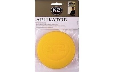 K2 SOFT sponge APPLICATOR PAD FOR POLISH for Wax Paste Scratch Remover