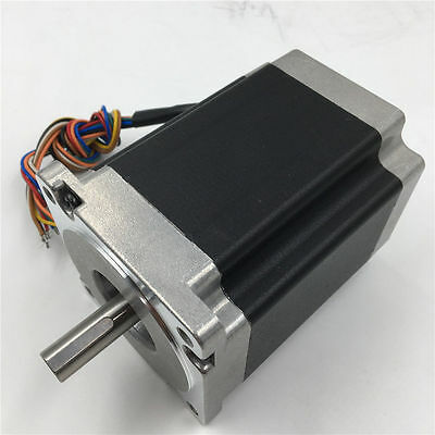Nema23 1.5Nm Stepper Motor 3phase 5.2A 212oz.in for CNC Milling Router Leadshine