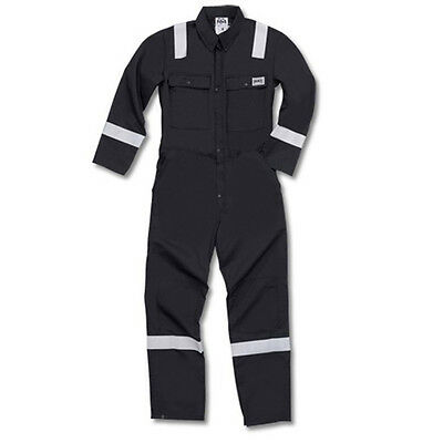 Pioner Nomex Flame Fire Retardant Boilersuit Oil Rig Anti Static Rrp £240