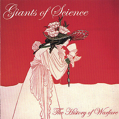 History Of Warfare - Giants Of Science (2006, CD NEUF)