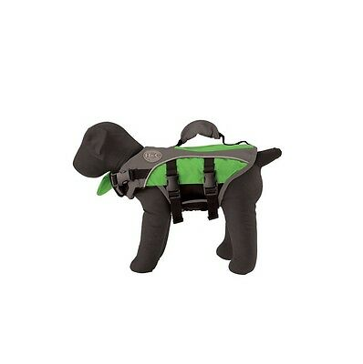 Life jacket for dogs Green XS - XL Safety Henry & Clemmie s