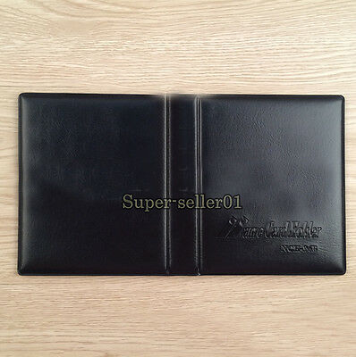 1Pcs 96 Cards Business Name ID Credit Card Holder Book Case for Membership Lists