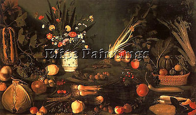 Caravaggio 21 Artist Painting Reproduction Handmade Oil Canvas Repro Art Deco
