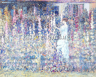 Frieseke16 Artist Painting Reproduction Handmade Oil Canvas Repro Wall Art Deco