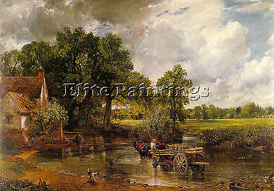 Constable13 Artist Painting Reproduction Handmade Oil Canvas Repro Wall Art Deco