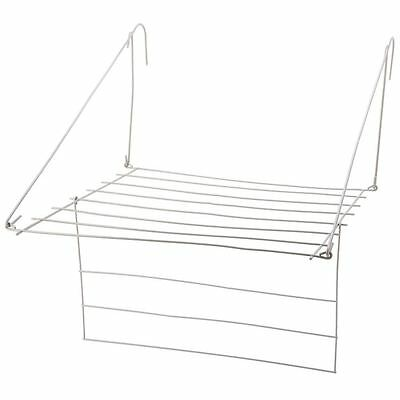 Compact Utility Clothes Airer Laundry Washing Indoor Hanging By Home Discount
