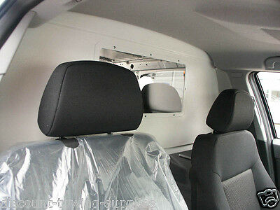 Genuine Van-Guard Window Top Half Bulkhead For Vauxhall Astra Van Sept 2006 On