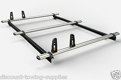 Genuine Van-Guard Ford Transit Connect SWB  - 3 Ultibar Roof Rack 2002 - 2013