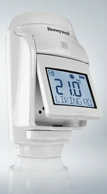Honeywell HR92UK Evohome Radiator Controller White Programmable Thermostat