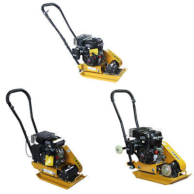 Heavy Duty Cast Petrol Tamper Plate Compactor Compacting 4 Stroke Engine Quality