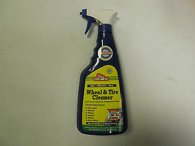 The Wax Shop Wheel And Tire Cleaner