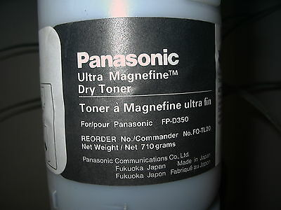 Panasonic FQ-TL20 genuine toner