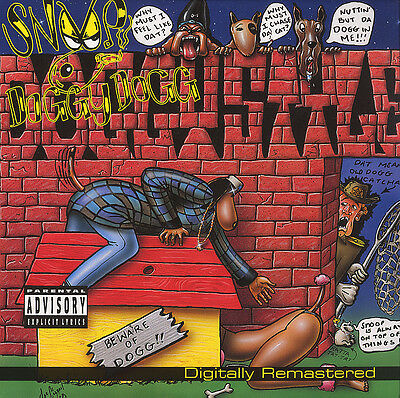 Snoop Doggy Dogg - Doggystyle - 2 x Vinyl LP *NEW & SEALED*
