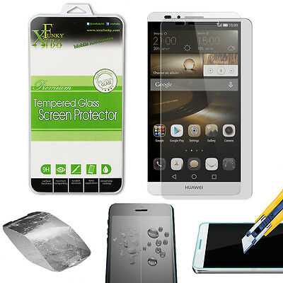 Real Tempered Glass Film Lcd Screen Protector For Huawei Ascend Mate 7