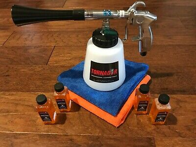 """TORNADOR  BLACK PROFESSIONAL Liquid Air Cleaning Tool Z-020 MORE POWER! """"NEW"""""""