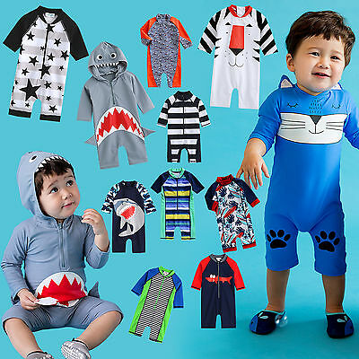"Vaenait Baby Toddler UPF50+ Swimwear Bathing Suit ""Baby Swimsuit Boys"" 6M-24M"