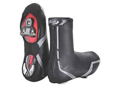 Brand New BBB BWS-04 Hardwear Overshoes, Thick Neoprene with Zip and Velco 37/38