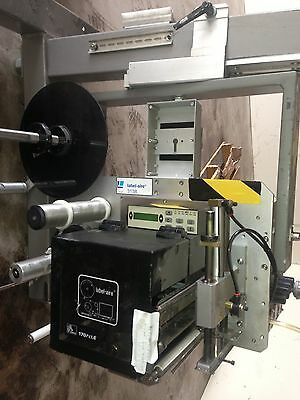 Used Label-Aire 3138N - TB173 RH Labeling Machine