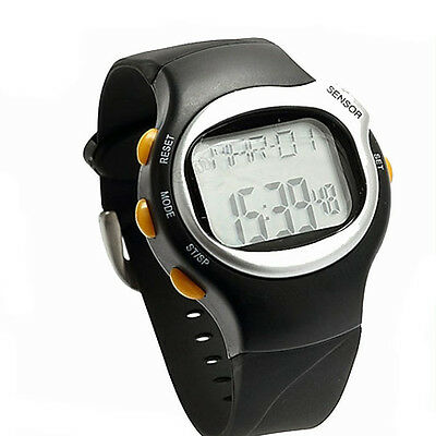 New Sport Watch LED Pulse Heart Rate Monitor Calories Counter Fitness Watch Hot
