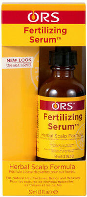New Look Same Great Formula ORS Fertilizing Serum Herbal Scalp Formula 59 ml