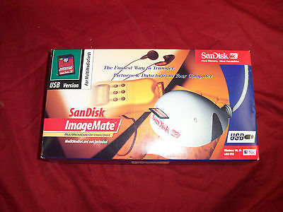 San Disk Image Mate  * BRAND NEW NEVER USED