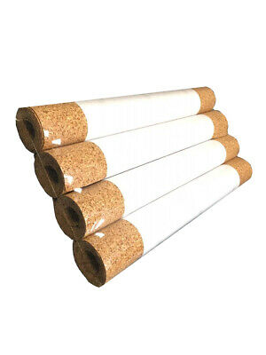 CORK SHEET - 4 ROLLS - 1 Meter Long x 430 mm Wide - 2 mm THICK