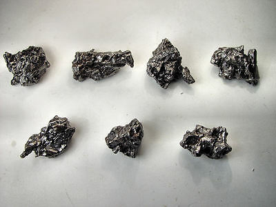 Nice Lot! Best Quality! Super New Campo Meteorite Shattered Crystals 125 Gm