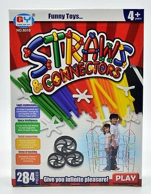 Straws & Connectors Funny Toys