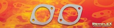 "Remflex 8026 Exhaust Collector Gaskets - 2-Bolt Flange - 2.5"" Diameter - Pair"