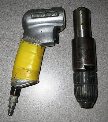 Porter Cable Air Drill - Broken - For Parts/Repair!!