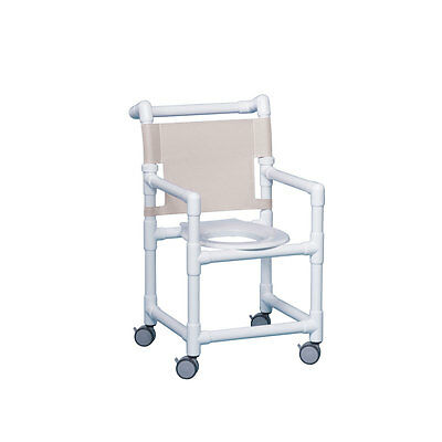 "Select Shower Chair 17"" Clearance Linen"