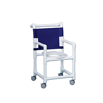 "Select Shower Chair 17"" Clearance Plum"