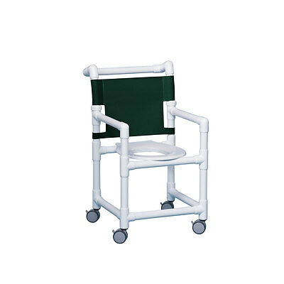"Select Shower Chair 20"" Clearance Forest Green"
