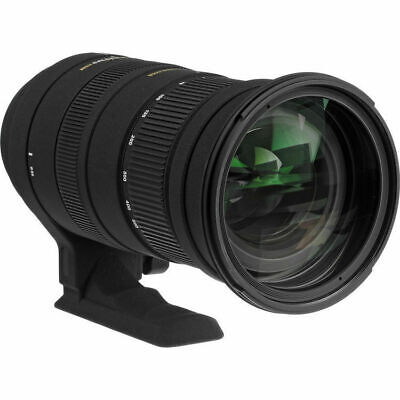 Sigma 50-500mm f/4.5-6.3 APO DG OS HSM Lens for Nikon 738306