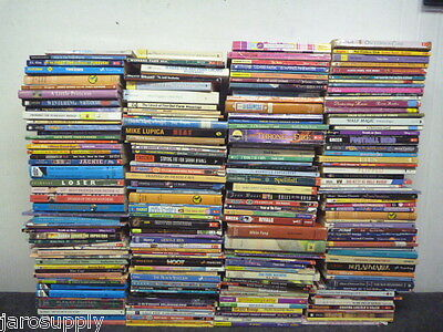 Lot of 10 Chapter Scholastic Disney RL 2 3 4 5 Kid Children Book AR MIX UNSORTED