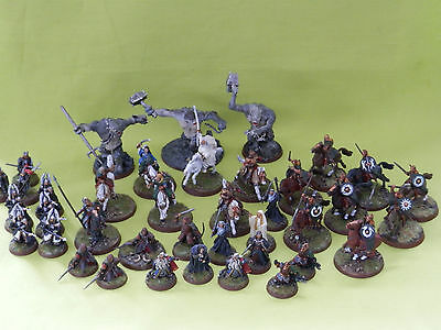 Warhammer Lotr/hobbit Models Painted Many To Choose From