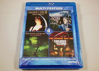 Children of the Corn Multi-Feature Collection III-6 Blu-ray