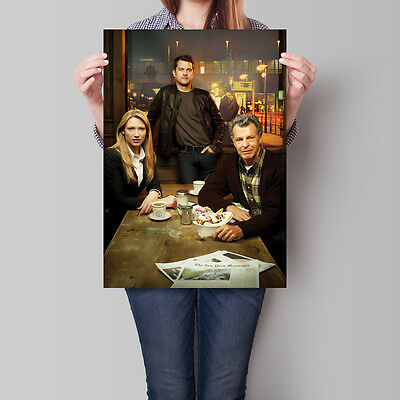 Fringe Poster 2008 TV Series Olivia Peter Walter A2 A3 A4