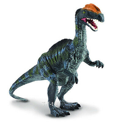 FREE SHIPPING | CollectA 88137 Dilophosaurus Dinosaur Toy Model - New in Package